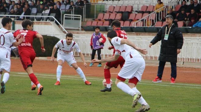 Tokatspor: 1 - Kastamonuspor 1966: 2