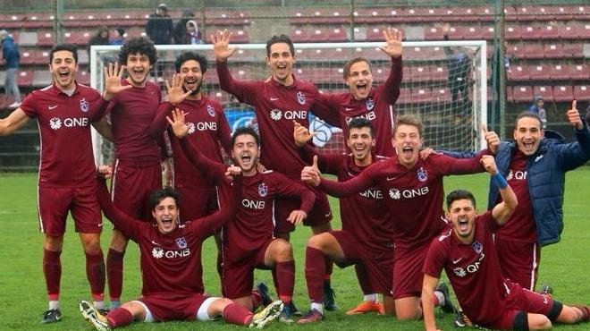 Derbinin ilk ayağı Trabzonspor'un oldu!