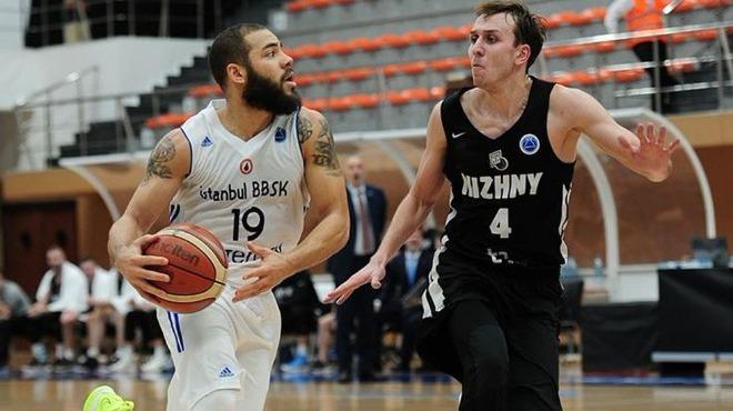 İstanbul Büyükşehir Belediyespor deplasmanda Nizhny ile karşılaşacak