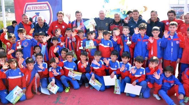 Altınordu'dan Türkiye rekoru katılımlı turnuva