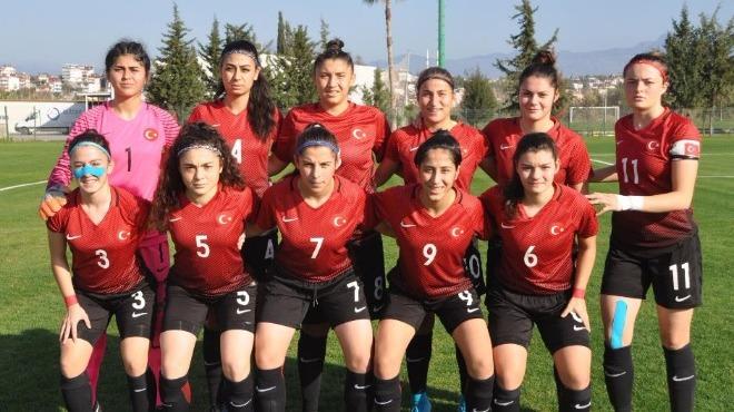U17 Kız Milli Takımı'nın Kuzey İrlanda maçları aday kadrosu açıklandı