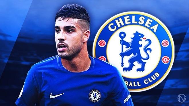 Chelsea, Emerson Palmieri'yi transfer etti!