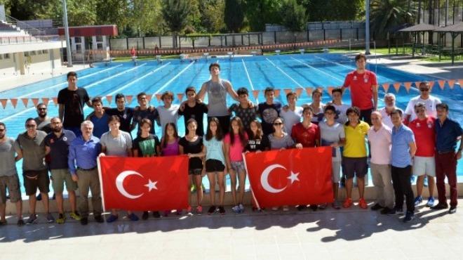 Türkiye, yüzmedeki hedefine gençlerle ulaşacak