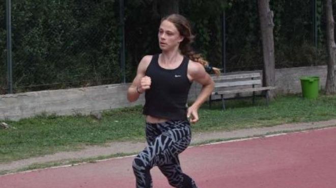 """""""Madalya avcısı""""nın hedefi Türkiye'nin yeni sprinteri olmak"""