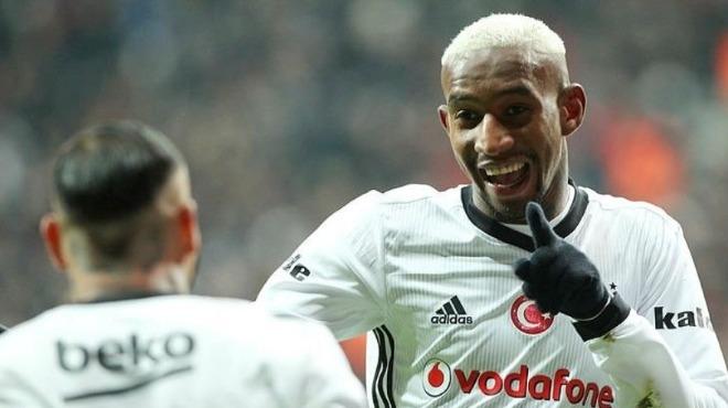 Beşiktaş'ın Gençlerbirliği maçında giyeceği forma belli oldu