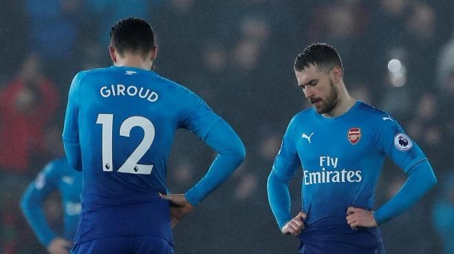 30.01.2018 Swansea – Arsenal 3-1 Premier Lig Maç Özeti