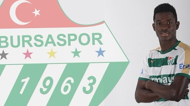 Bursaspor'dan Giresunspor'a transfer oldu!
