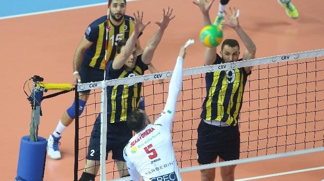 Fenerbahçe galibiyet alamadan bitirdi