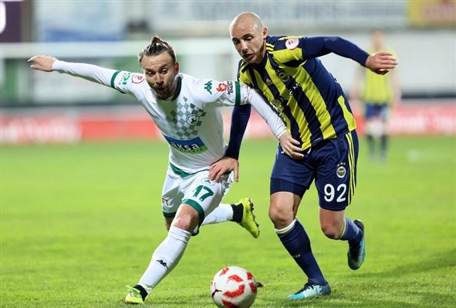 Fenerbahçe Türkiye Kupası'nda yarı final için sahaya çıkacak