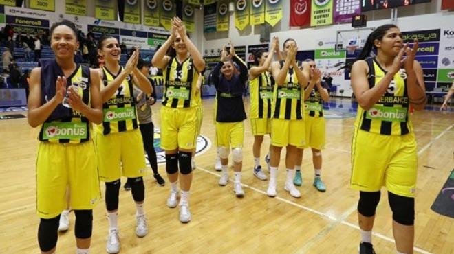 Fenerbahçe galibiyetle tamamladı