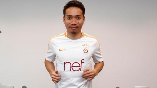 Galatasaray'a Nagatomo teşekkürü! Japonya Futbol Federasyonu...