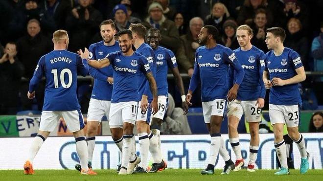 31.01.2018 Everton - Leicester City 2-1 Premier Lig Maç Özeti