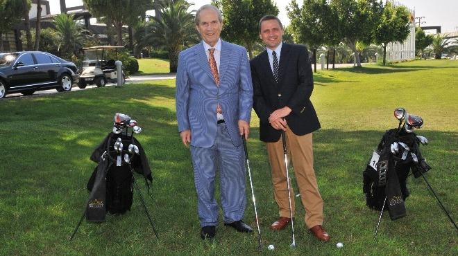 Nuri Özaltın Golf Turnuvası Antalya'da başlıyor!