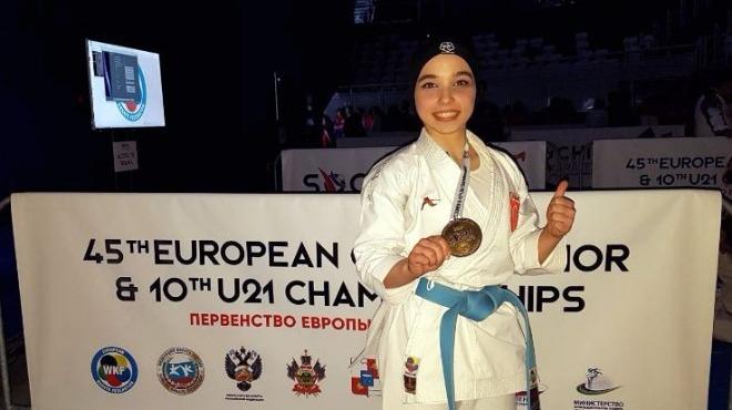 Soçi'den güzel haberler! Altın madalya ve Avrupa Şampiyonluğu...