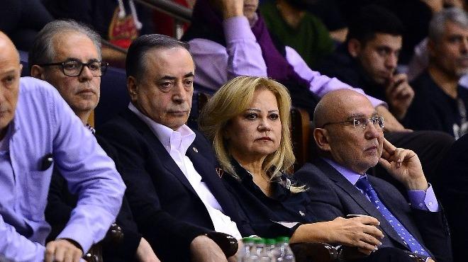 Mustafa Cengiz derbide takımını yalnız bırakmadı
