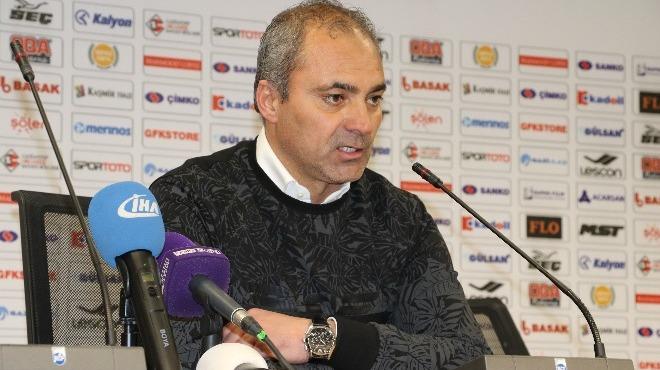 Erkan Sözeri maç kaybetmek istemiyor!