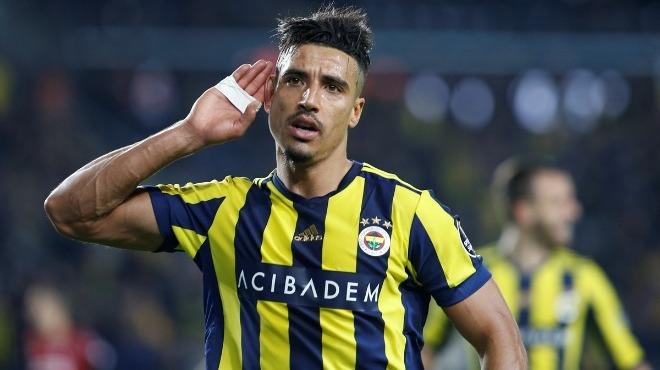 Fenerbahçe'de Dirar sevinci