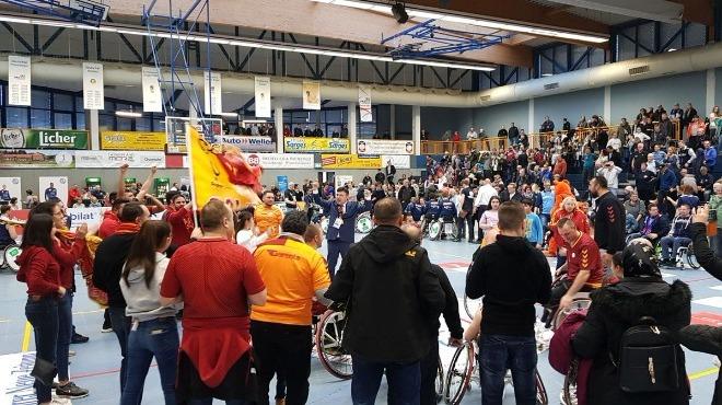 Galatasaray'ın IWBF Şampiyonlar Ligi'ndeki rakipleri belli oldu