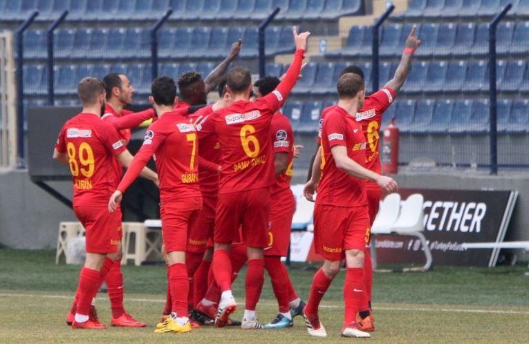 20. haftanın kazananı Kayserispor!