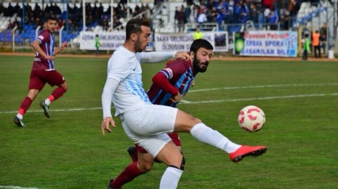 Ofspor deplasmanda Erbaaspor'u 3-1 geçti!