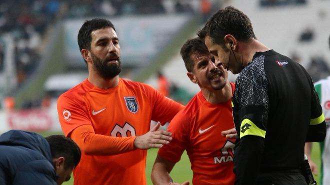 Emre Belözoğlu, PFDK'ya sevk edilmedi!