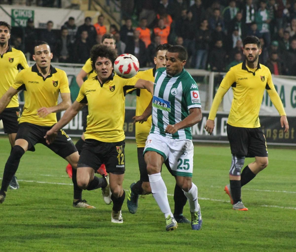 Giresun'da İstanbulspor kazandı!