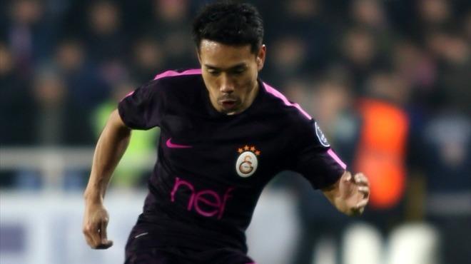 Galatasaray'ın Japon futbolcusu Nagatomo'ya milli davet