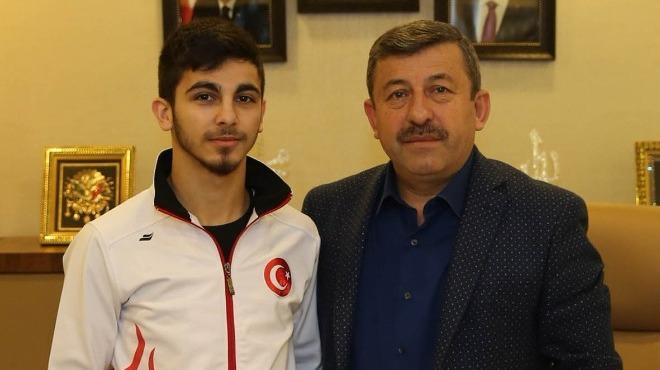 Eray Şamdan, 6. kez Avrupa şampiyonu