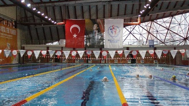 Yüzme milli takımlarının, Mersin kampı sona erdi