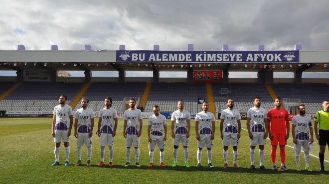 Afjet Afyonspor 1. Lig'de!