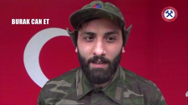Kömürspor'dan Afrin için duygulandıran klip