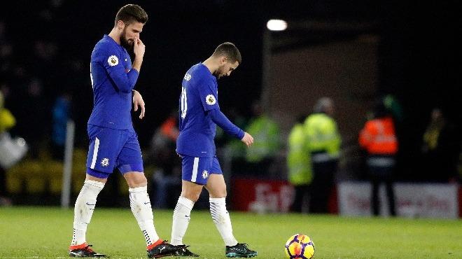 05.02.2018 Watford - Chelsea 4-1 Premier Lig Maç Özeti