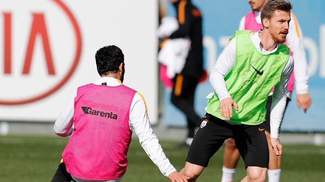 Galatasaray, Konyaspor ile oynanacak rövanş maçı hazırlıklarına başladı