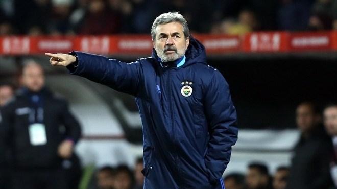 'Fenerbahçe'nin puan kaybına tahammülü yok'