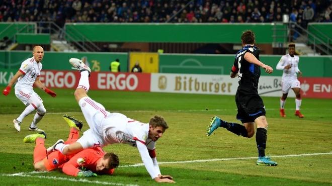 Bayern Münih'e büyük şok! Yıldız oyuncu sakatlandı