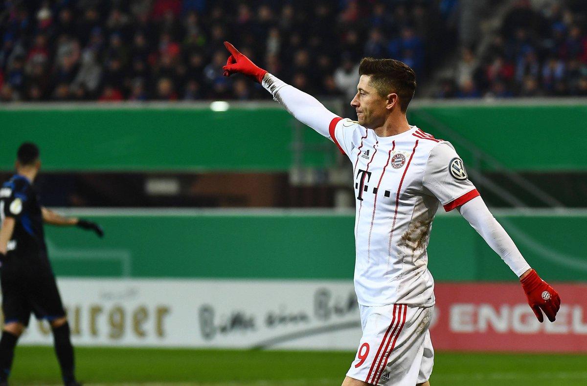 Bayern Münih, farklı kazanarak turladı