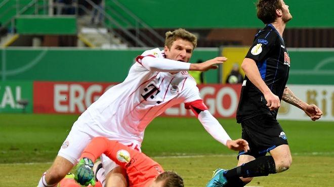 Thomas Müller'den sakatlık açıklaması! Jupp Heynckes de konuştu...