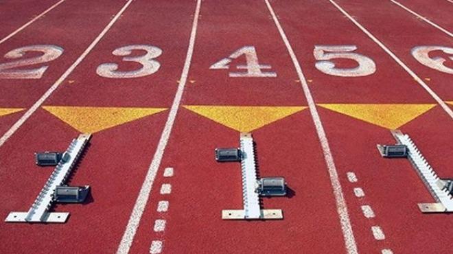 Rekortmen genç atletin hedefi büyük