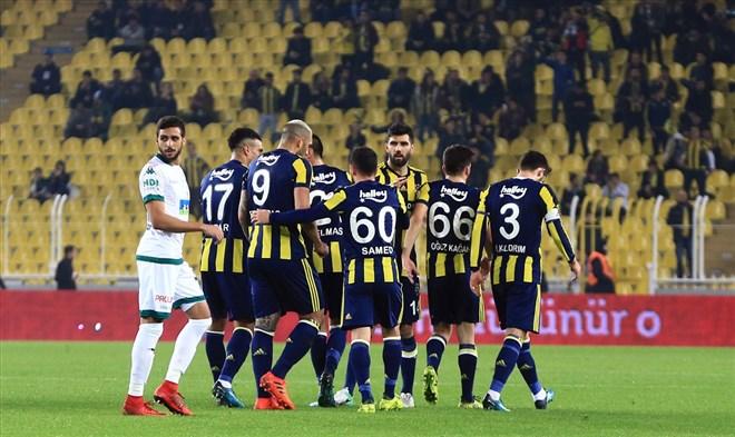Fenerbahçe'den Giresunspor'a aynı tarife! Beşiktaş'ın rakibi oldu...