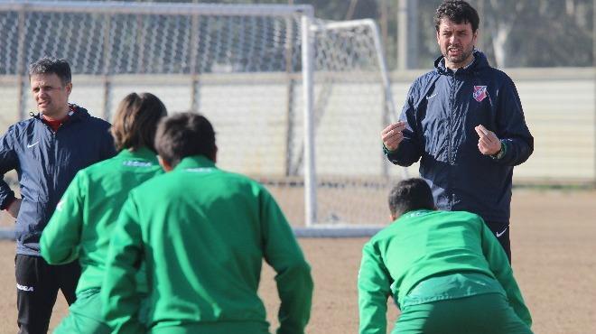 Cihat Arslan: 'Motivasyonumuz yerinde'