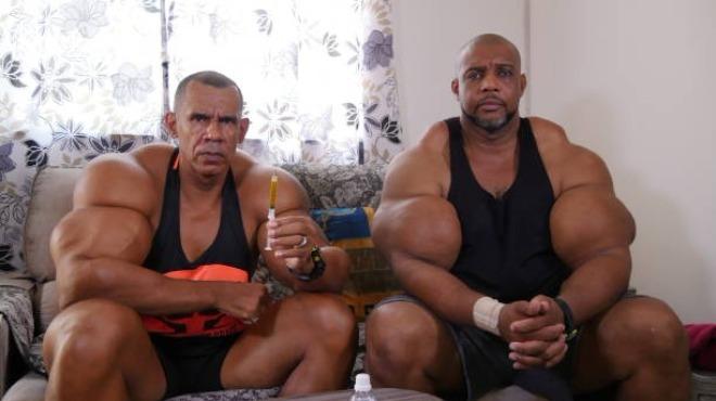 Video - Hulk kardeşlerden kimyasal uyarısı!