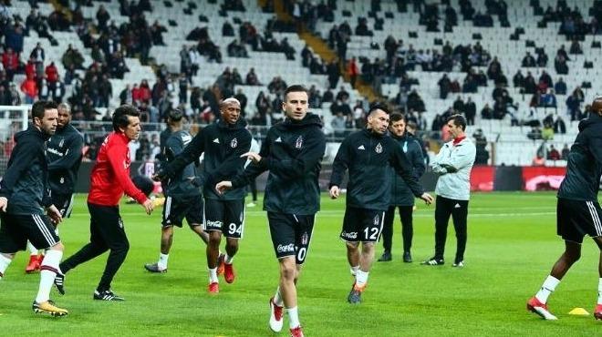 Beşiktaş - Karabükspor maçını kaç kişi izledi?