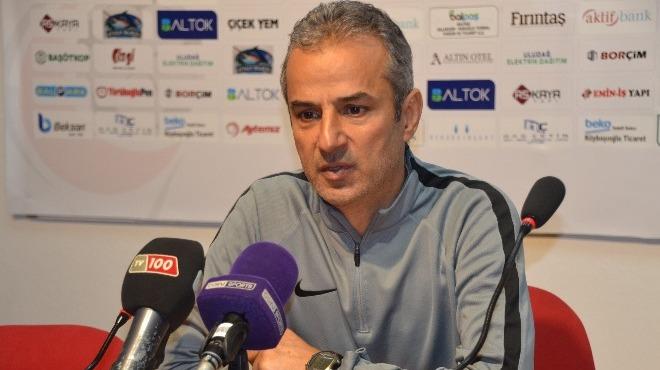 İsmail Kartal, Balıkesirspor maçını nasıl kazandıklarını açıkladı!