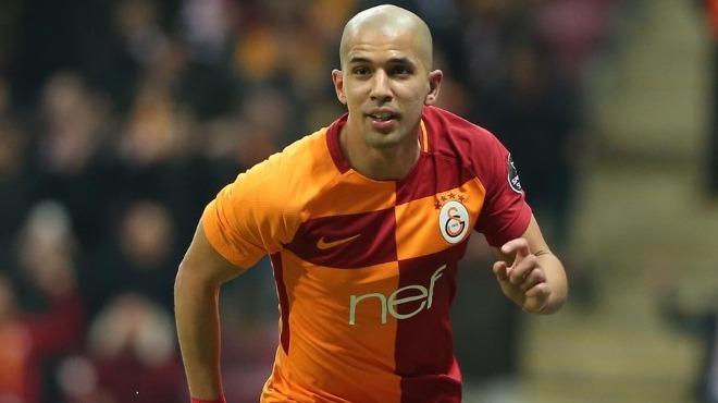 Feghouli, milli takım kadrosuna alınmadı!