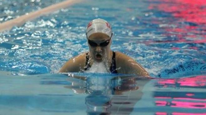 Osmangazili yüzücüler birinciliğe kulaç attı