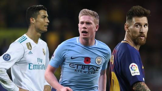 İşte Avrupa futbolunun yeni yıldızı! De Bruyne, Messi ve Ronaldo'yu bile geçti...