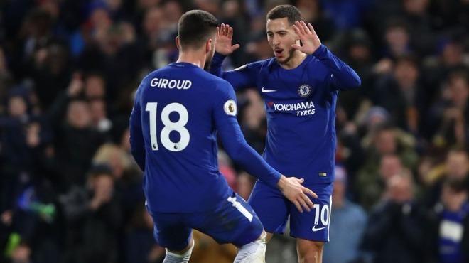 12.02.2018 Chelsea - West Bromwich 3-0 Premier Lig Maç Özeti