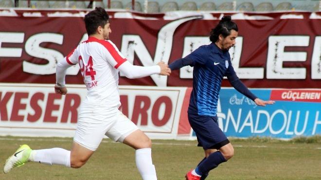 Elaziz Belediyespor: 0 - Utaş Uşakspor: 0