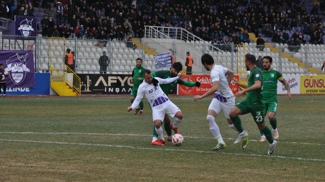 Afjet Afyonspor : 2 Bodrum Belediyesi Bodrumspor :0