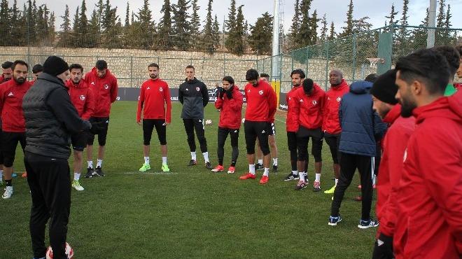 Gazişehir'de İstanbulspor maçı hazırlıkları başladı